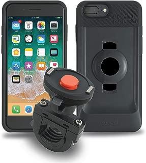 TiGRA Sport スマホホルダー バイク 防水 iPhone8 Plus iPhone7 Plus iPhone6s Plus iPhone6 Plus FitClic Neo Motorcycle KIT for iPhone8Plus/7Plus/6sPlus/6Plus【スマホを置くだけでガチッと固定】