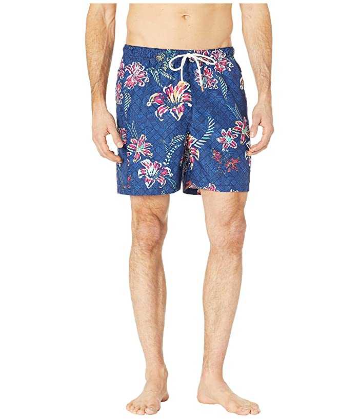 Tommy Bahama Naples Tahitian Etch (Ocean Deep) Men