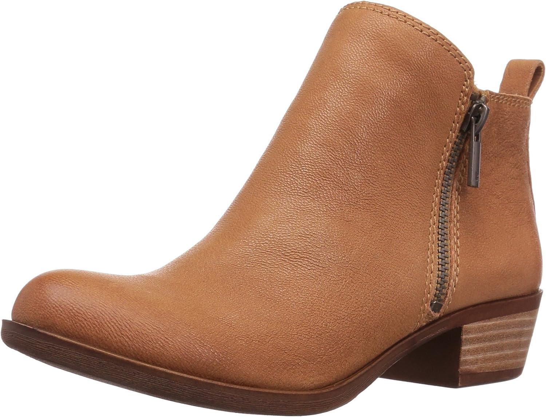 Lucky Brand Women's Ankle Bootie Over item handling Branded goods ☆ Basel