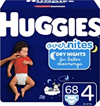 diapers for nighttime use