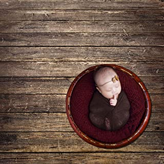 newborn photography wood floor