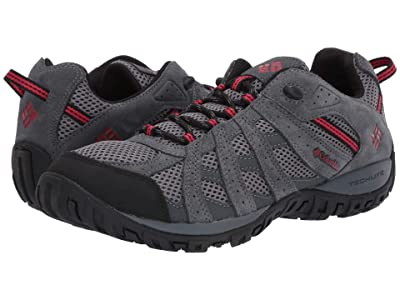 Columbia Redmondtm (TI Grey Steel/Mountain Red) Men