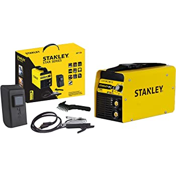 7 W 230 V Amarillo y negro Stanley STAR7000 Equipo de soldadura