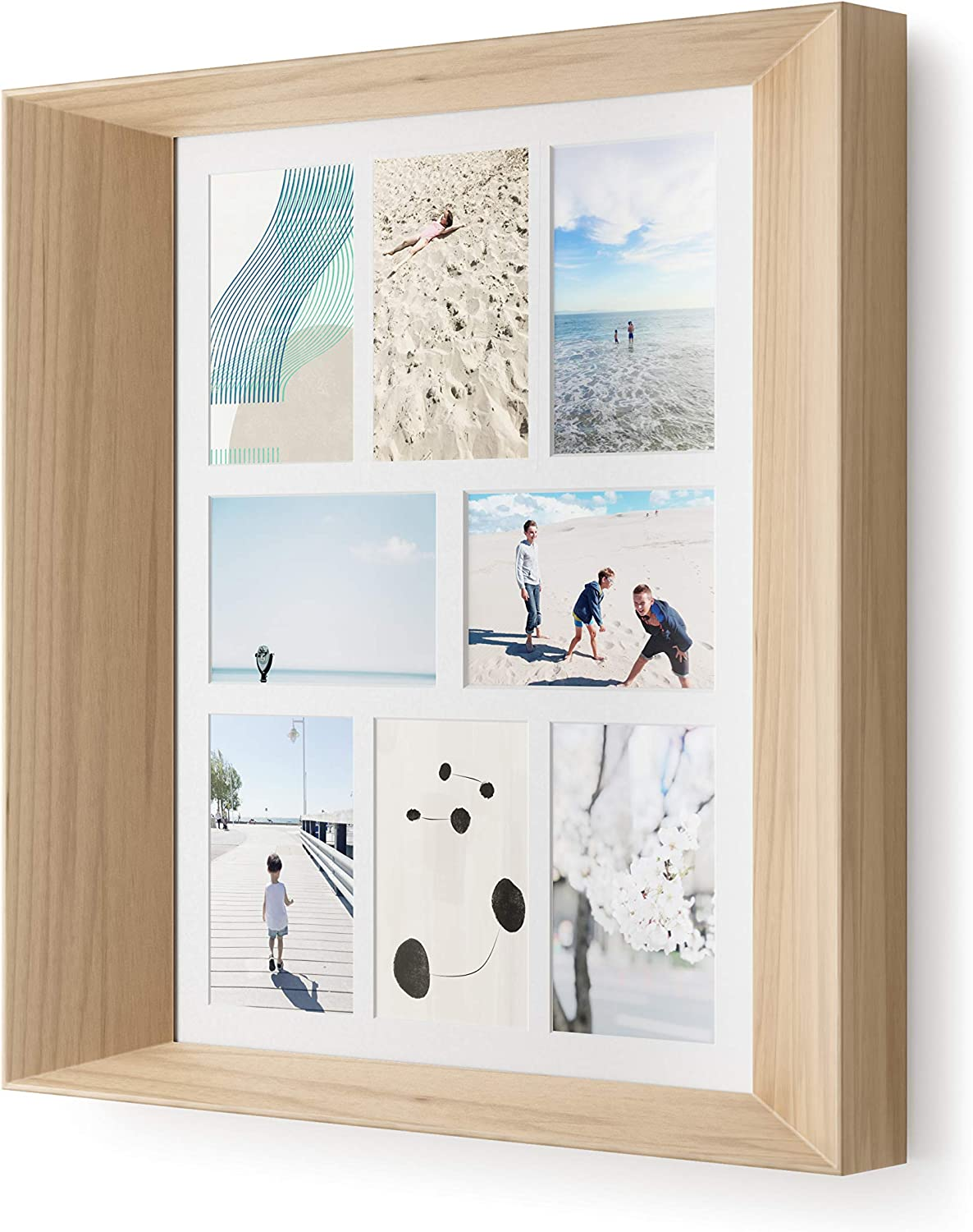 Umbra Lookout Angular Square Picture and Financial sales sale Wall for Ranking TOP13 Desktop Frame