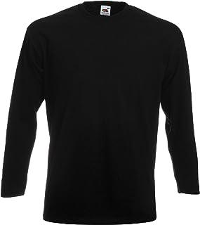 Fruit of the Loom Men's Super Premium Long Sleeve T Shirt
