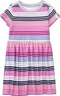 Gymboree Baby Girls Tie Sleeve Fit and Flare Knit Dress