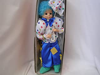 Birthday April Calendar Clown Doll 13