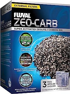 Fluval Zeo-Carb, 150 g (3 Pack)