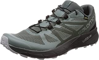 b40084d309 Salomon Men s Sense Ride GTX Invisible Fit Trail Running Shoes