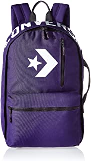 Converse Unisex Backpack - Polyester, Purple/Black (CN10006916-A07)