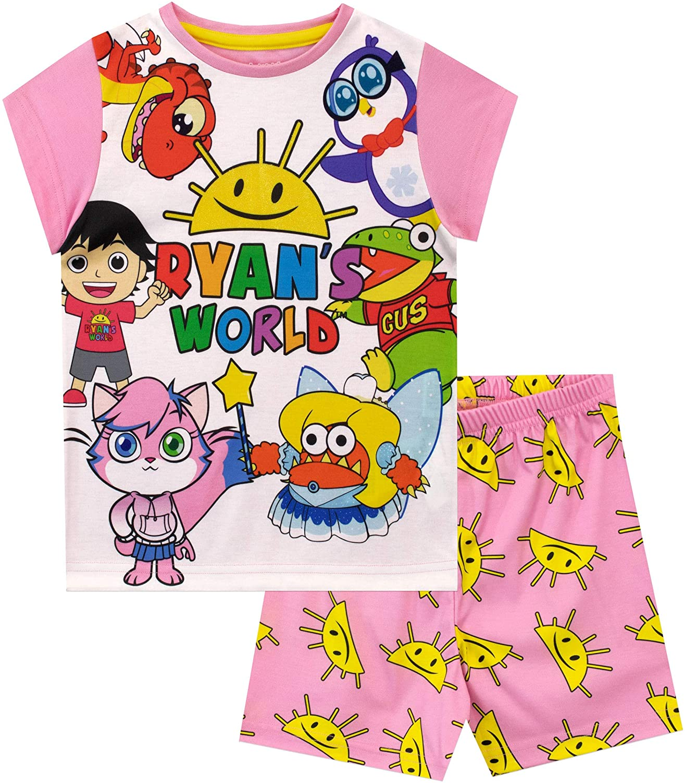 Ryans World Girls' Pyjamas