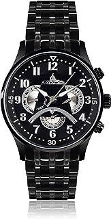 Richtenburg - Reloj automático R11700 Genf IP Negro 42 mm