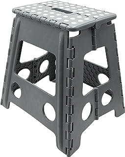 ZOLLNER Taburete Plegable Multiusos 39 cm Altura Medidas
