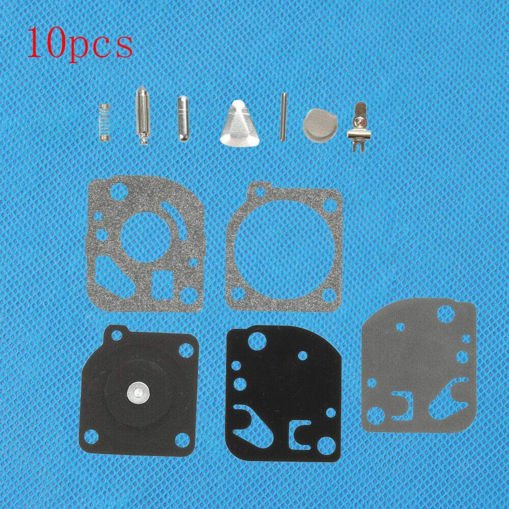 Ranking TOP4 Replacement Parts for Huq 10 Set Zama Kit Carb famous Repair Rb-22