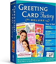 Greeting Card Factory 8.0 Deluxe
