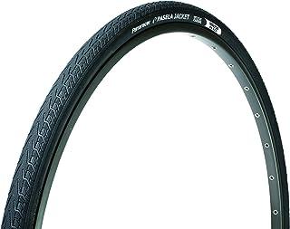 パナレーサー(Panaracer) クリンチャー タイヤ [700×25C] パセラ ジャケット F725-PJ-18 ブラック ( ロードバイク クロスバイク / 街乗り 通勤 ツーリング ロングライド用 )