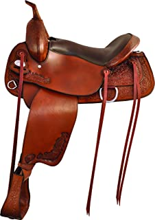 Tex Tan Raleigh Flex Trail Saddle
