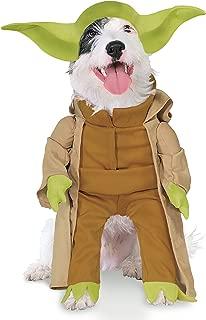 yoda dog suit