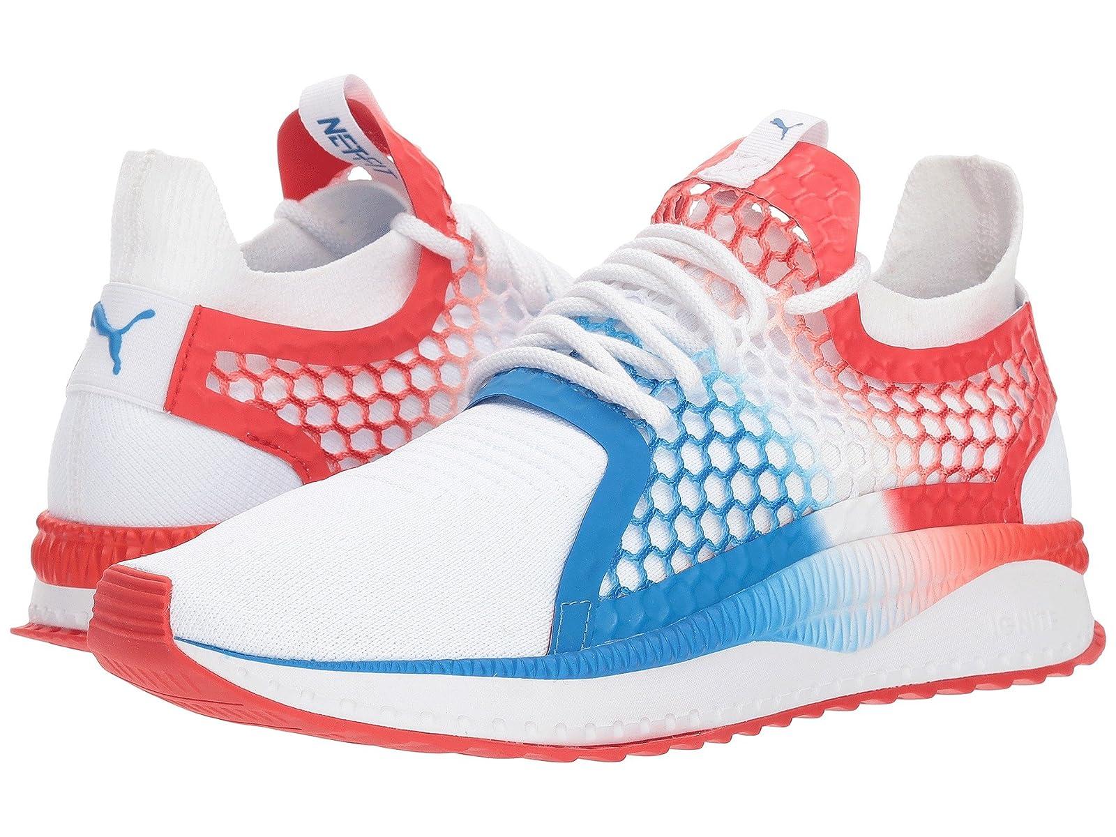 PUMA Tsugi Netfit V2 FirecrackerAtmospheric grades have affordable shoes