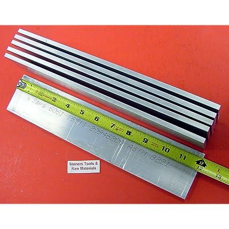 1//4 x 3 x 48 long AL Aluminum flat bar 6061 Mill Finish