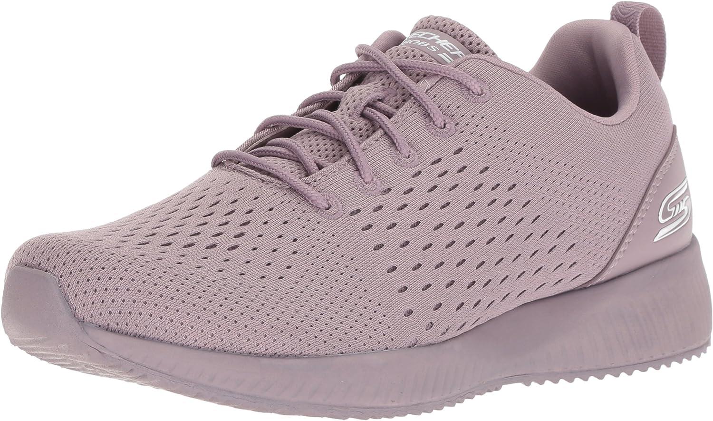 Skechers Womens Bobs Squad - Ultrapurple Sneaker