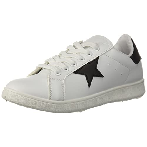 f31bf9bbd2c18 Women's Sneakers with Stars: Amazon.com