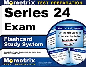 Series 24 Exam Flashcard Study System: Series 24 Test Practice Questions & Review for the General Securities Principal Exam (Cards)
