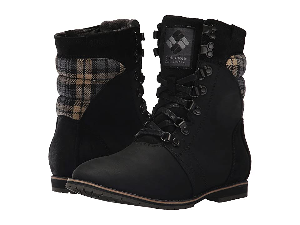 Columbia Twentythird Ave WP Mid Print (Black/Storm) Women