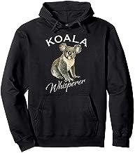 Vintage Koala Whisperer Gift Zookeeper Animals Lover Funny Pullover Hoodie