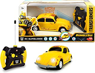 DICKIE TOYS 203114011RC M6Transformers: Bumblebee Remote Control Vehicle