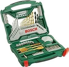 230 V Grigio Bosch Home and Garden 603131100 Trapano Battente Universal Impact 800 W Verde /& 2 607 017 082 Set punte per trapani 7 pezzi