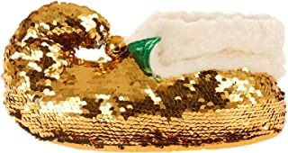 Fashion Shoe Women's Holiday Time Sequined Elf Sippers