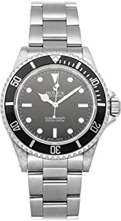 Submariner Mechanical (Automatic) Black Dial Mens Watch 14060 (Certified Pre-Owned)