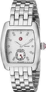 Women's MWW02A000502 Urban Mini Analog Display Swiss Quartz Silver Watch