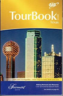 Texas Tour Book Guide 2018 - AAA Look up any town/city to find/compare nearly all hotels, restaurants, attractions with ratings, inspector notes, recommendations. 446 page TourBook Paperback
