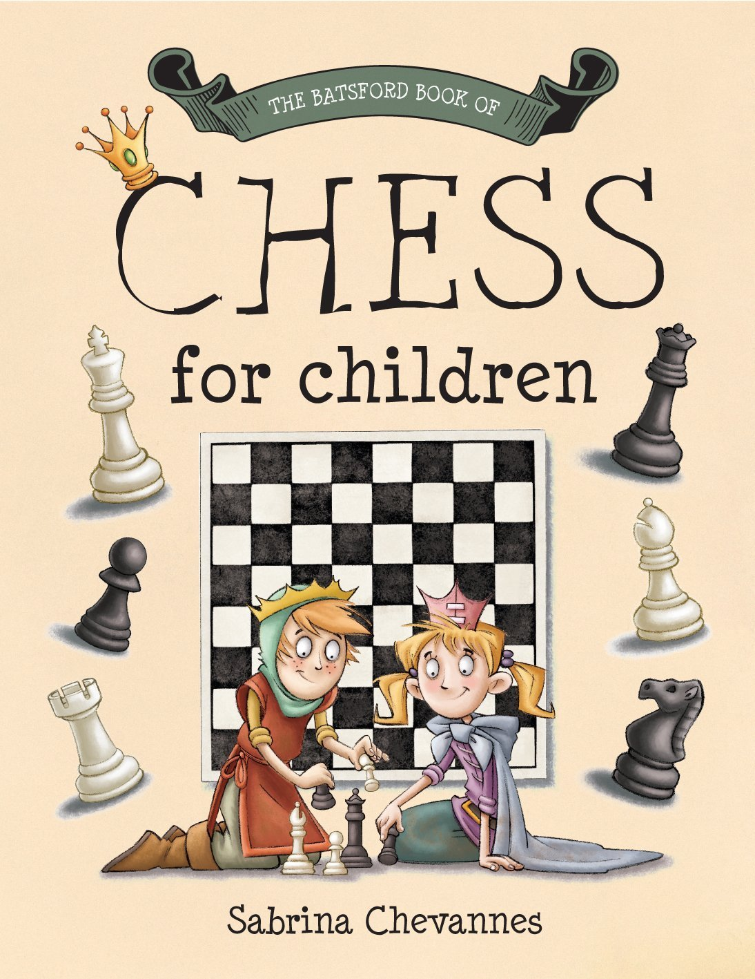 Batsford Book Chess Children