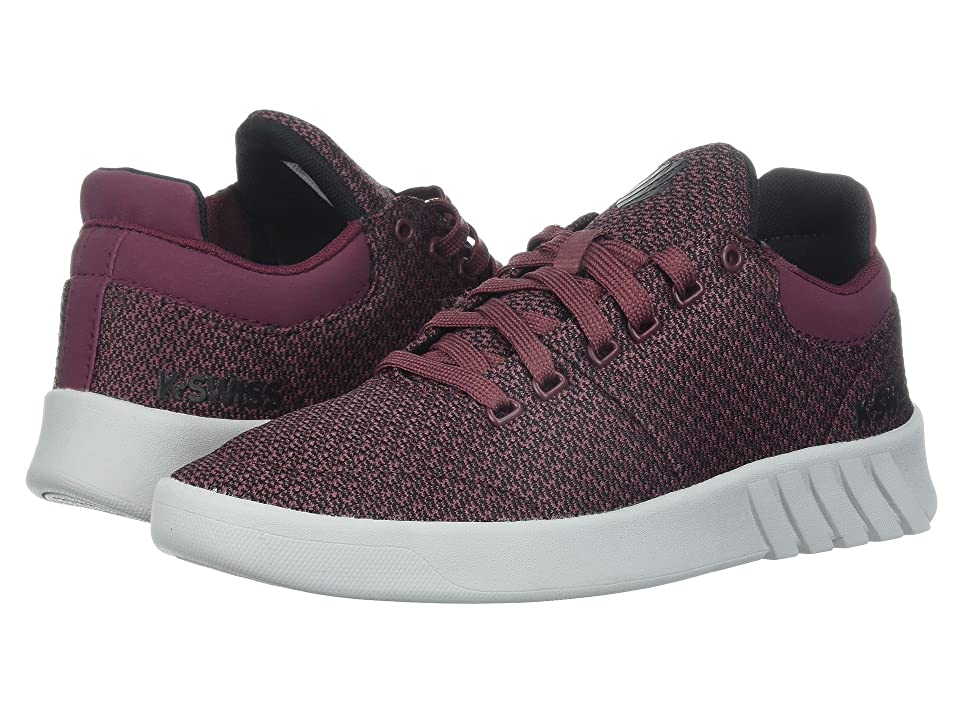 K-Swiss Aero Trainer T (Burgundy/Black) Women