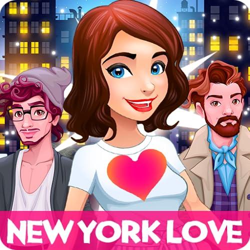 História de Nova York Teen Love Love Choices Jogos de Meninas