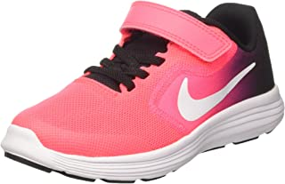 NIKE Kids' Revolution 3 (PSV) Running Shoes
