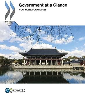 Government at a Glance: How Korea Compares