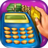 Supermarket Cashier Kids : handle money, use cash register and POS in this Supermarket Cashier Shopping game !