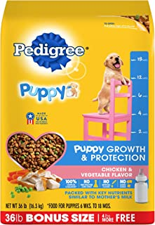 Best pedigree large breed puppy Reviews