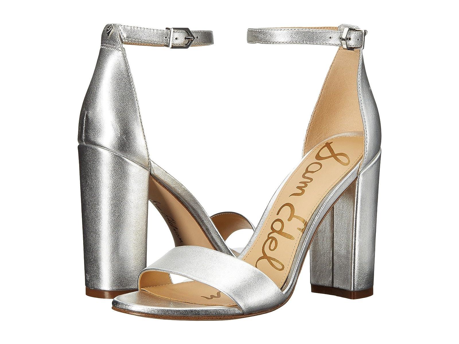 Sam Edelman Yaro Ankle Strap Sandal HeelAtmospheric grades have affordable shoes