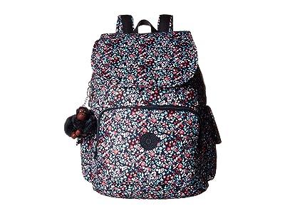 Kipling Citypack Backpack (Glistening Poppy Blue) Backpack Bags