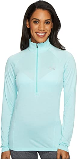 Under Armour - Tech 1/2 Zip Twist Top