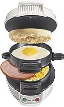 Proctor Silex 25479 Breakfast Sandwich Maker, White
