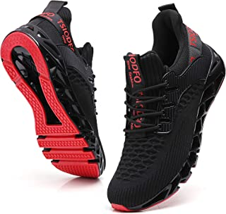 Men Sneakers Fashion Sport Running Athletic Tennis...