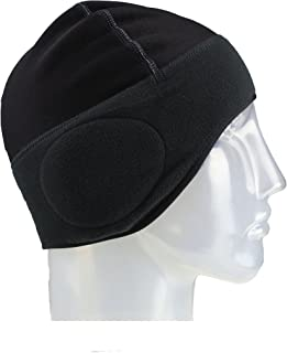Seirus Innovation Wind Pro X-Treme Dome Polartec Hat with Neofleece Ear Inserts for Extra Warmth - TOP SELLER