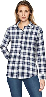 Best light blue and white flannel Reviews