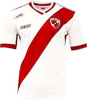 Arza Sports Men's Peru Fan Jersey Exclusive Design